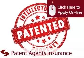patent agents public liability insurance
