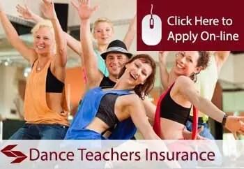 dance teachers liability insurance