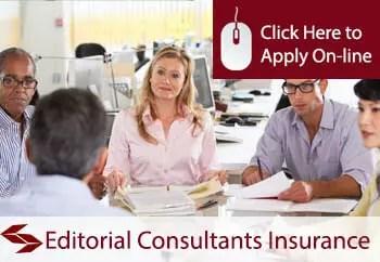 editorial consultants public liability insurance