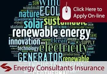 energy consultants public liability insurance
