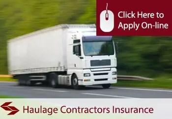 haulage contractors public liability insurance