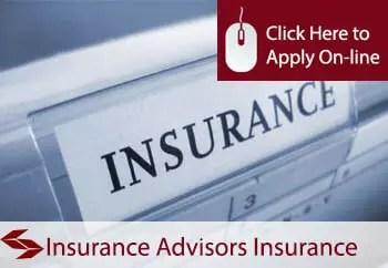 insurance advisors liability insurance