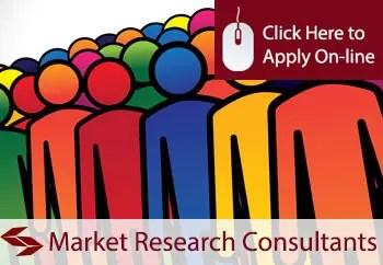 market research consultants public liability insurance