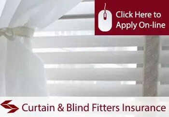 curtain and blind fitters liability insurance