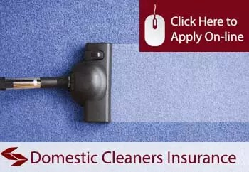 domestic cleaners liability insurance