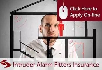 intruder alarm fitters public liability insurance