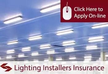 lighting installers liability insurance
