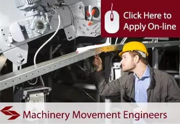 machinery movement engineers liability insurance