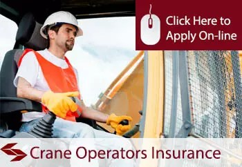 crane operators public liability insurance