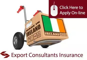 export consultants liability insurance