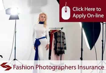 fashion photographers public liability insurance