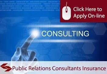 public relations officers public liability insurance