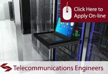 telecommunications engineers public liability insurance