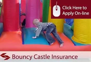 bouncy castle hirers public liability insurance