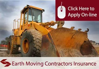 earth moving contractors public liability insurance