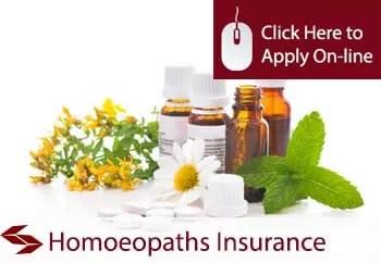 homoeopaths public liability insurance