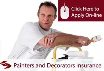 painter and decorators public liability insurance