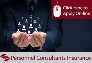 personnel consultants public liability insurance
