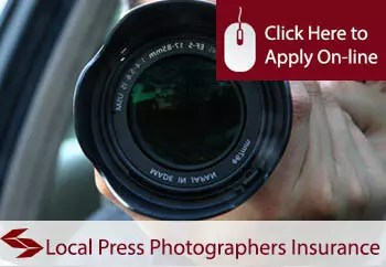 local press photographers liability insurance