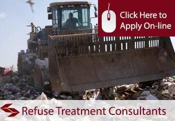 refuse treatment consultants public liability insurance