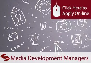 media development managers liability insurance