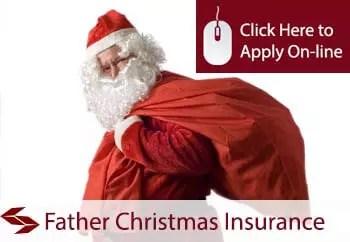 Father Christmas public liability insurance
