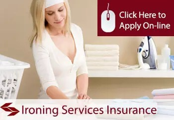 ironing services public liability insurance