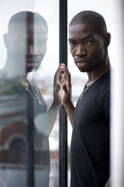 Playwright Tarell Alvin McCraney (photo credit: Greg Funnell)