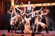 "Alan Cumming and the cast of ""Cabaret"" perform onstage during the 68th Annual Tony Awards at Radio City Music Hall on June 8, 2014 in New York City. (Photo by Theo Wargo/Getty Images for Tony Awards Productions)"