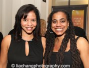 Gloria Reuben and Suzan Lori Parks. Photo by Lia Chang