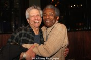 Producer Ira Pittleman and André De Shields. Photo by Lia Chang