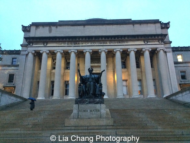 The Low Library of Columbia University. Photo by Lia Chang