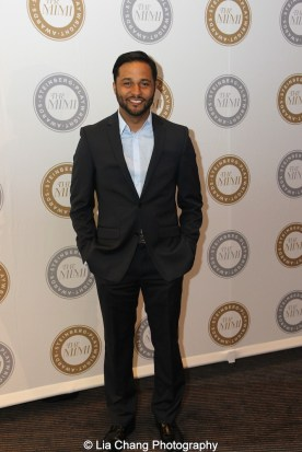 Jason Dirden attends the 2015 Steinberg Playwright Awards on November 16, 2015 in New York City. Photo by Lia Chang