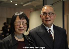 Lillian Ling and Arlan Huang. Photo by Lia Chang