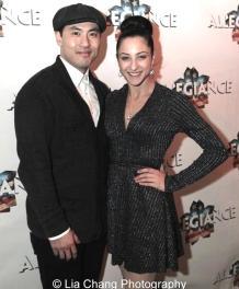 Marcus Choi and Sheridan Mouawad. Photo by Lia Chang