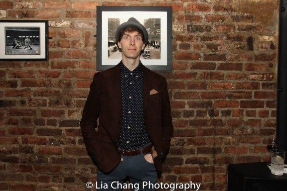 Alex Breaux. Photo by Lia Chang