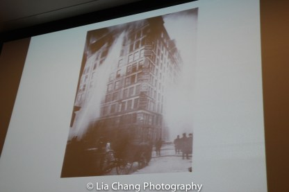 March 25th marks the date that thousands remember the 146 workers who died in the Triangle Shirtwaist Factory fire of 1911. Photo by Lia Chang