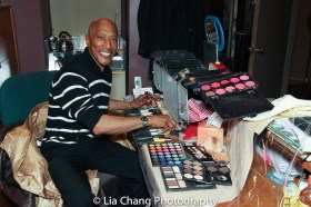 Makeup artist Danny Irby. Photo by Lia Chang