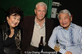 Alvin Ing and friends. Photo by Lia Chang