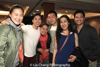 AEA members. Photo by Lia Chang