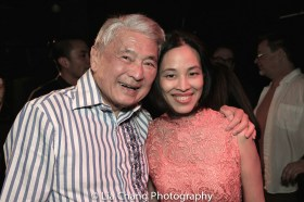 Alvin Ing and Lia Chang. Photo by Garth Kravits