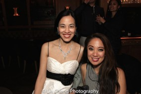 Lia Chang and Jaygee Macapugay. Photo by Lia Chang