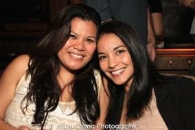 Liz Casasola and Janelle Velasquez. Photo by Lia Chang