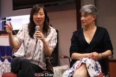 Pearl Sun and Valerie Lau-Kee Lai. Photo by Lia Chang