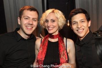 Addison Frei, Jamey Hood and Adam Hutcheson. Photo by Lia Chang