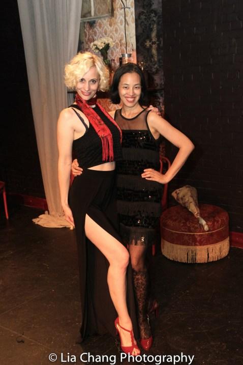 Jamey Hood and Lia Chang. Photo by Garth Kravits