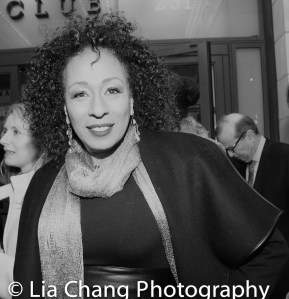 Tamara Tunie. Photo by Lia Chang