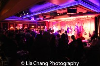 A standing ovation for Ali Ewoldt at Feinstein's/54 Below. Photo by Lia Chang