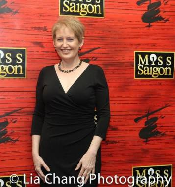 Liz Callaway. Photo by Lia Chang