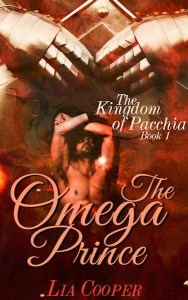 Book Cover: The Omega Prince